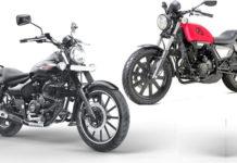 Benelli Motobi 200 EVO VS Bajaj Avenger 220 Comparison