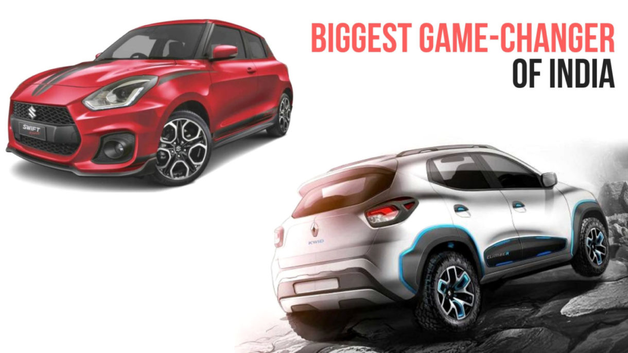 Top 10 Cars That Became Game Changer In India Renault Kwid To Jeep