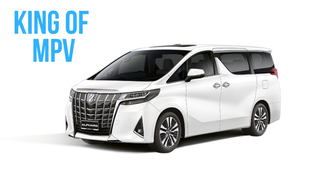 Customised Toyota Alphard