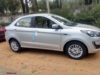 Ford Aspire Facelift Revealed, Exterior, Interior 55