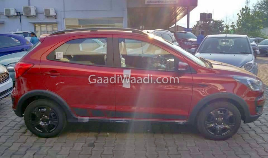 Ford Freestyle Ruby Red -2