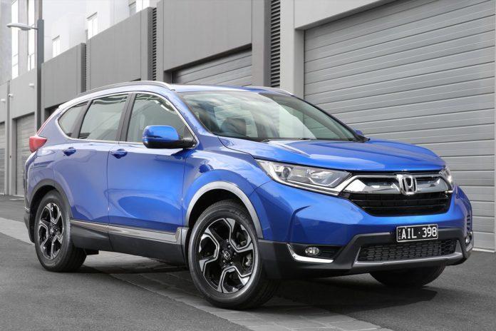 Honda-CRV-front-2018-india