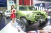 Hummer-like Dongfeng 4x4 Combat Vehicle Showcased at 2018 CMDS-4