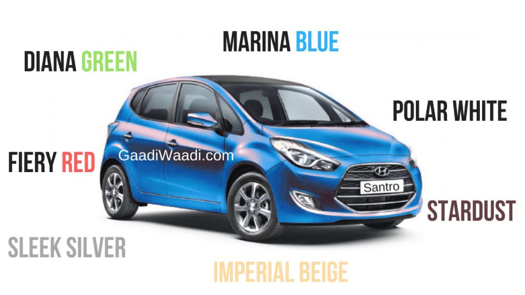 Hyunda-Santro-to-be-offered-with-7-colour-options