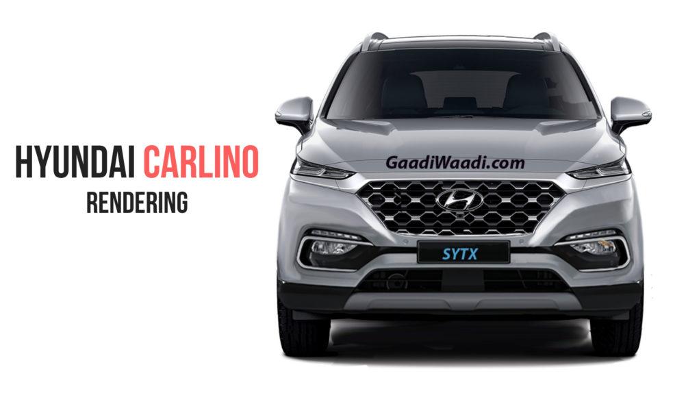 Hyundai Styx (Maruti Vitara Brezza-rival)