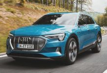 India-Bound 2019 Audi e-tron Electric SUV Unveiled With 400 km Range