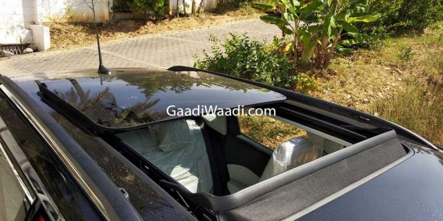 Jeep Compass Limited Plus Spied 3