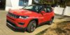 Jeep Compass Limited Plus Spied Side
