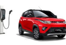 Mahindra KUV100 To Be Brand's 1st e-SUV