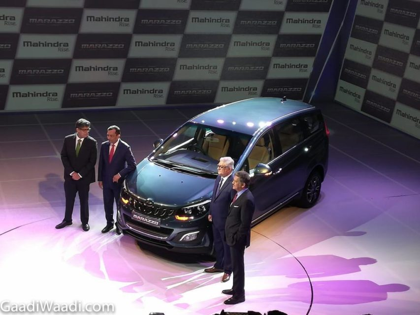Mahindra Marazzo MPV Launched In India From Rs. 9.99 Lakh-2