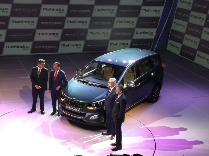 Mahindra Marazzo MPV Launched In India From Rs. 9.99 Lakh