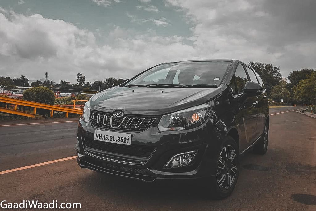 Mahindra Marazzo MPV Launched In India - Price, Specs, Features, Interior, Design, Booking, Mileage 50
