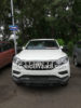 Mahindra XUV700 (Rexton) Spied Front End