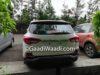 Mahindra XUV700 (Rexton) Spied Rear