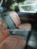 Mahindra XUV700 (Rexton) Spied Rear Seat