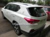 Mahindra XUV700 (Rexton) Spied Side Rear Quarter