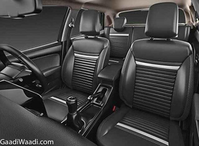Maruti Suzuki Baleno Limited Edition Launched In India, Interior