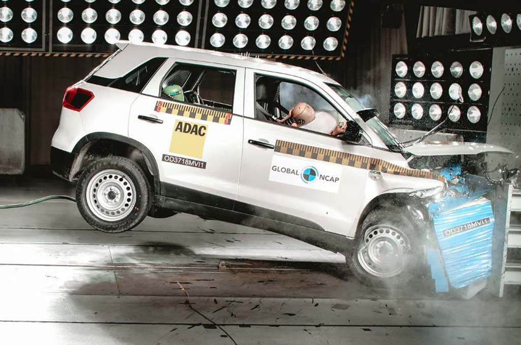 Top 5 India's Safest Cars Under Rs  10 Lakh (Global NCAP Rated)