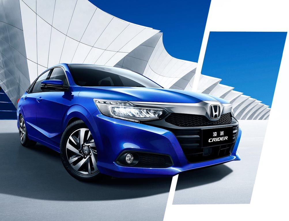 Next gen Honda City (2019 honda crider) 1
