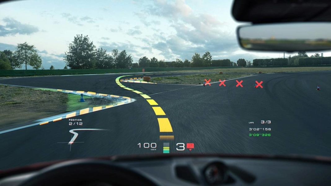 Porsche And Hyundai Invest In Augmented Reality Windshield Technology