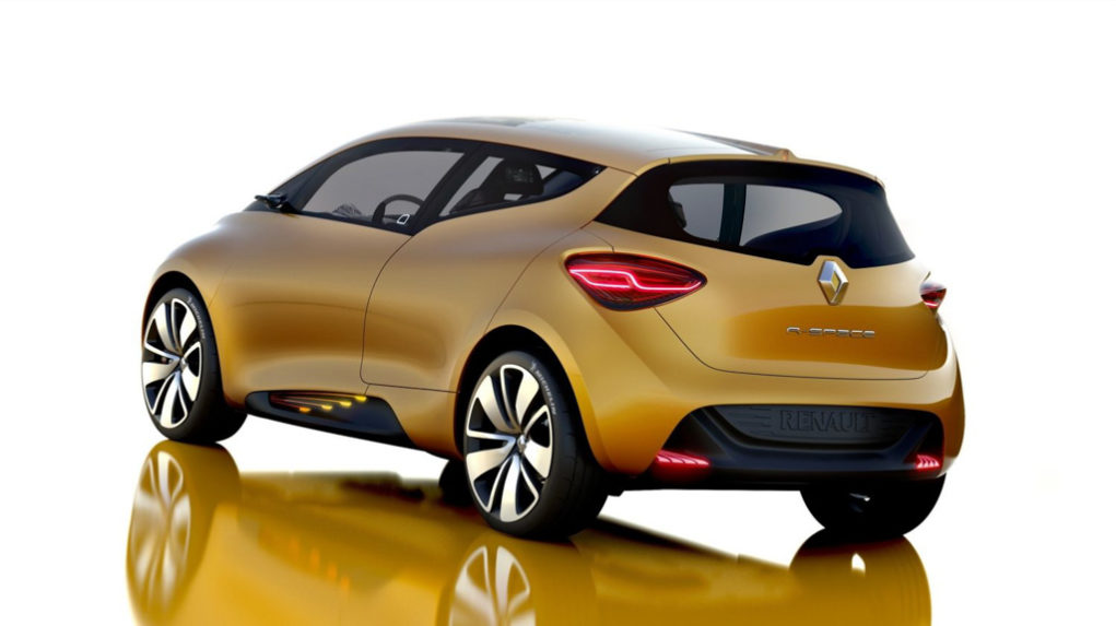 Renault R-Space Concept 1