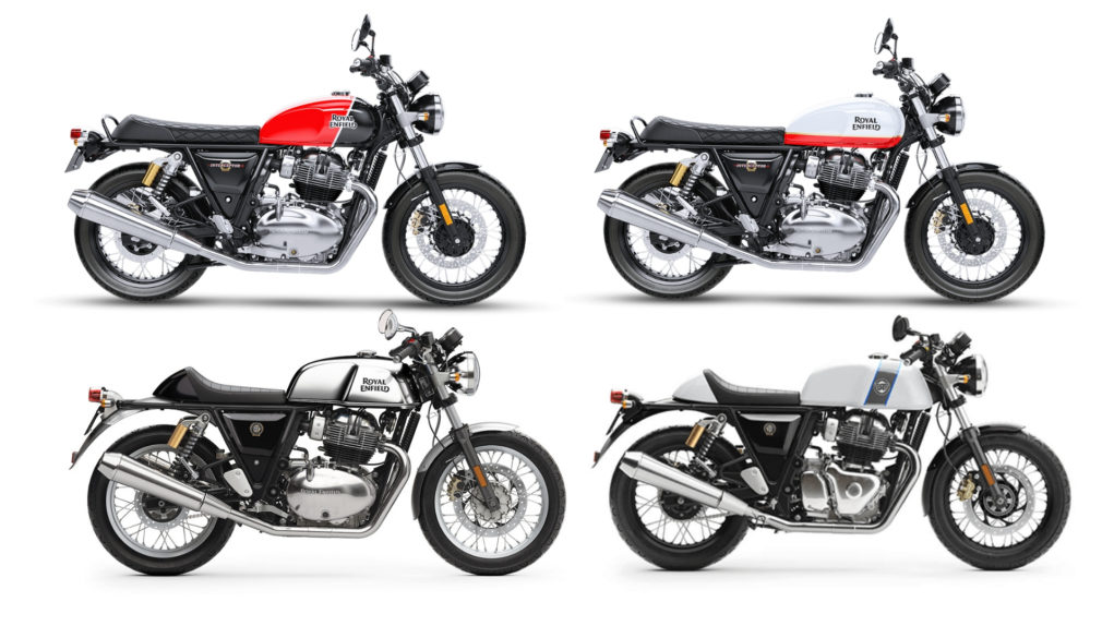 Royal Enfield 650 Twins