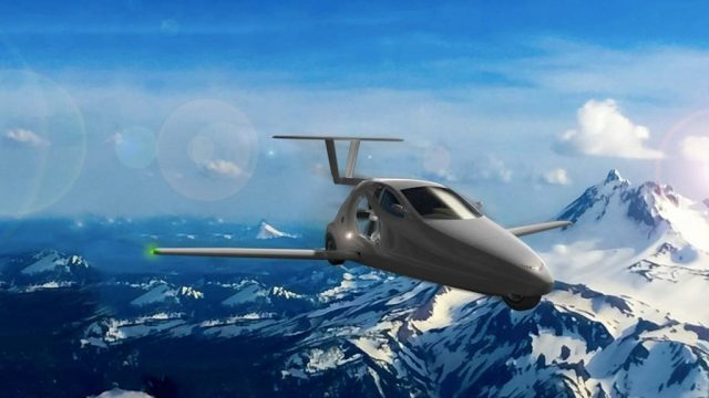Samson Sky Switchblade Flying Car 5