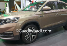 Skoda Kamiq India - 2018 Chengdu Motor Show China 5