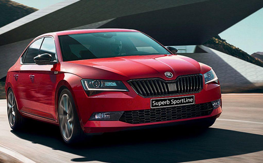 Skoda Superb Sportline India launch, Price, Specs, Interior, Features, Booking 2