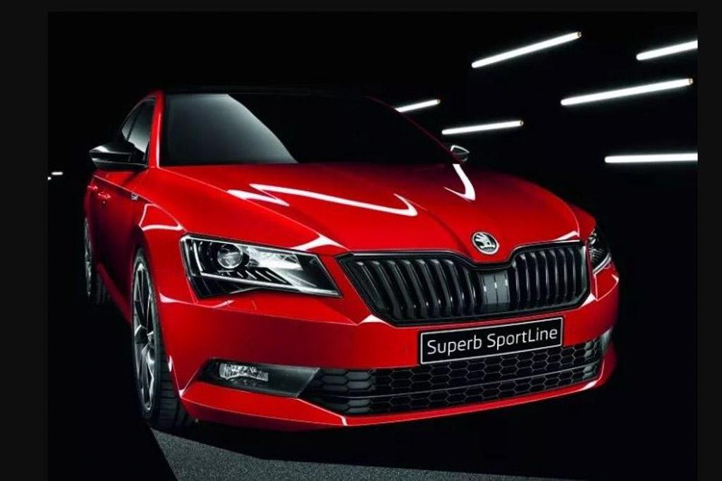 Skoda Superb Sportline India launch, Price, Specs, Interior, Features, Booking 4