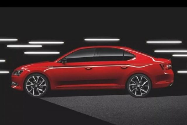 Skoda Superb Sportline India launch, Price, Specs, Interior, Features, Booking 5