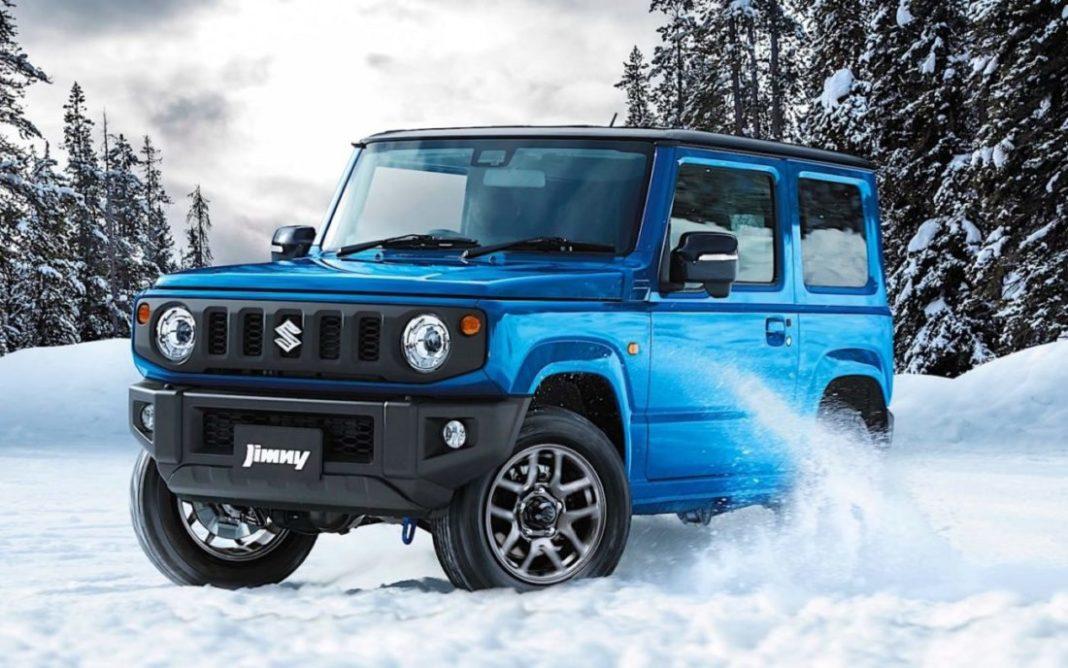 Suzuki-Jimny-2018