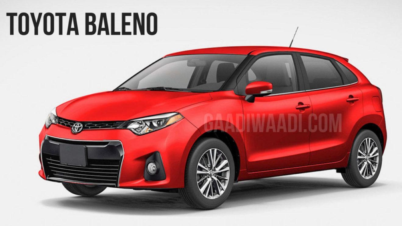 Toyota Baleno Based Premium Hatchback India Launch This Year