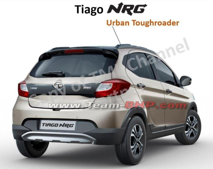 Tata Tiago Nrg Cross With 180mm Ground Clearance Launching