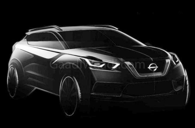 Upcoming Nissan Kicks SUV (Hyundai Creta Rival) Could Carry VFM Tag 1