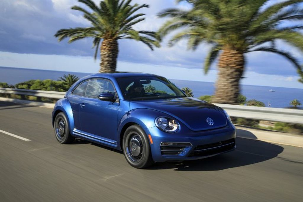 VW to stop making the iconic Beetle in 2019