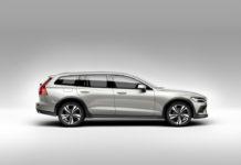 Volvo V60 Cross Country Side 1