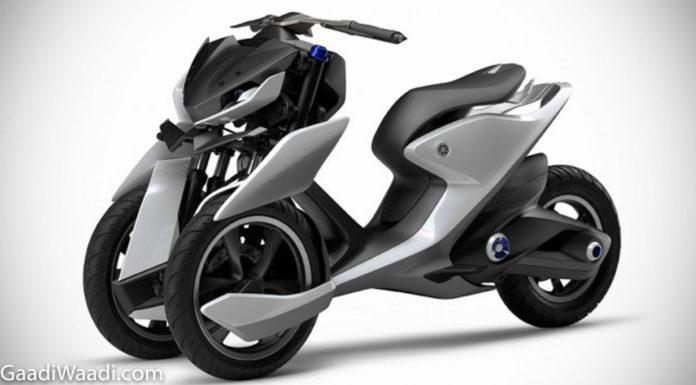 Yamaha-03GEN-Concept (Yamaha Electric Scooter india)
