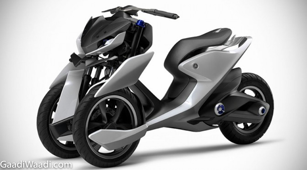 Yamaha-03GEN-Concept (Yamaha Electric Scooter india)