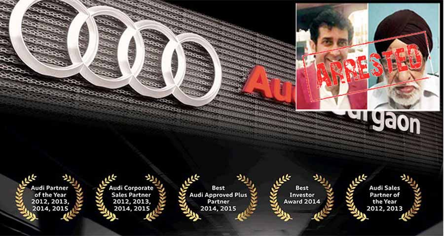 audi porsche dealers gurgaon