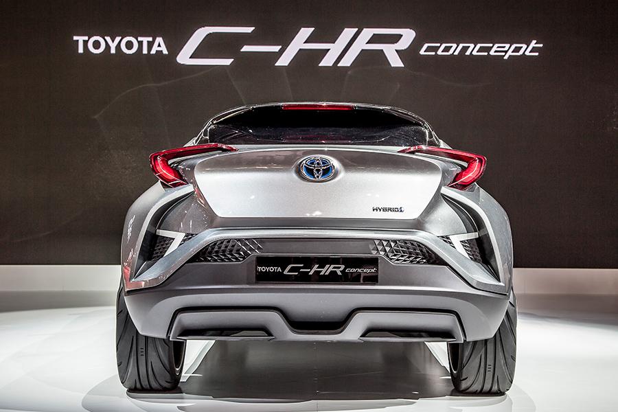 ch-r concept