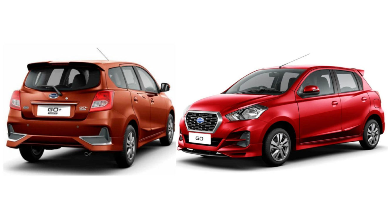 2018 Datsun GO & GO+ Prices Likely to Start From Rs. 3.5 ...