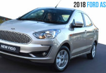 ford aspire facelift 2018