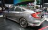 honda civic india grey colour -2