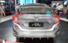 honda civic india grey colour -3