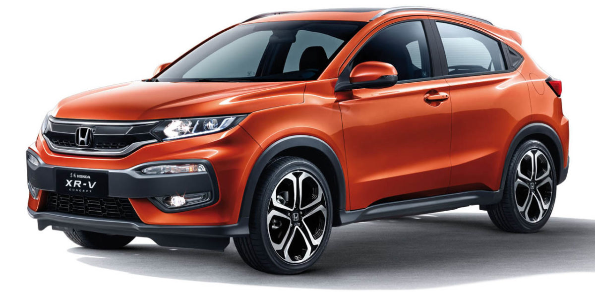 Honda XR-V Makes More Sense Over HR-V For India - Here's ...