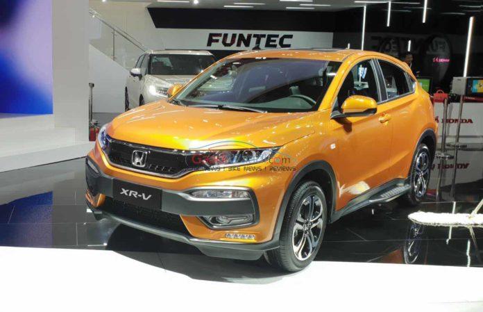 honda xr-v chengdu motor show 2018 images 5