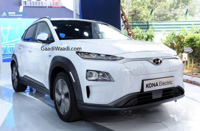 hyundai kona showcased ahead of india launch