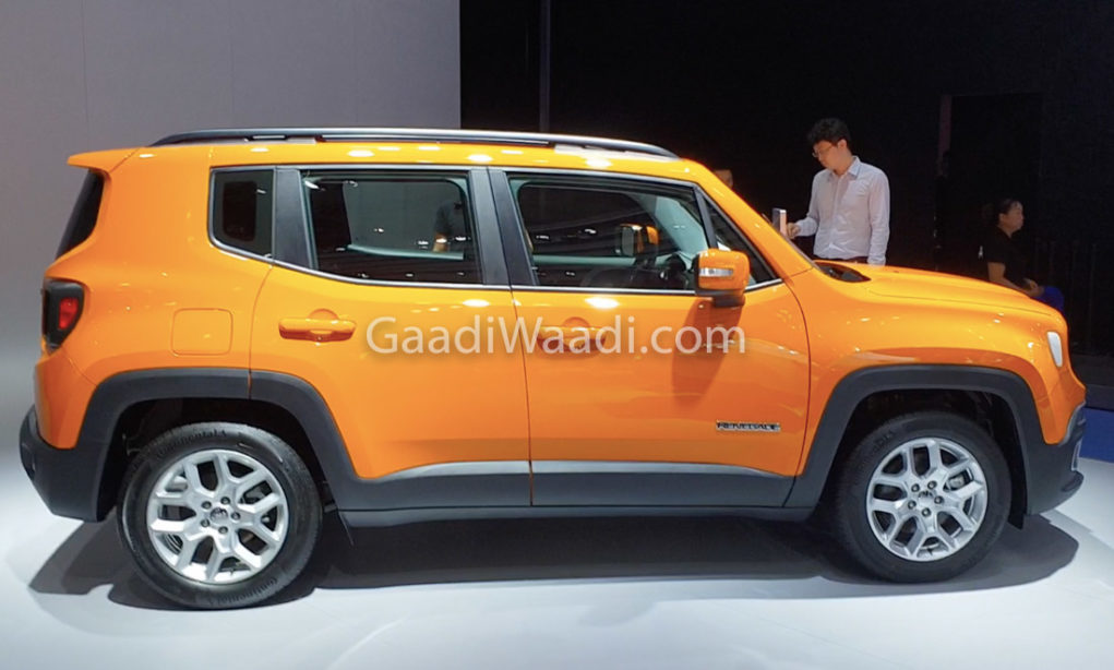 Scoop: All-New Jeep Renegade Coming In 2020, Not in 2022