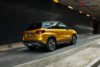 india bound vitara rear view yellow